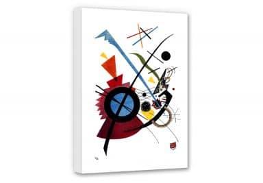 Leinwand Kandinsky - Violett