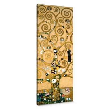 Stampa su tela - Klimt - L'albero della vita