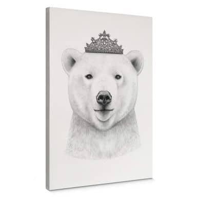 Leinwandbild Korenkova - Queen Bear