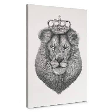 Leinwandbild Korenkova - The Lion King
