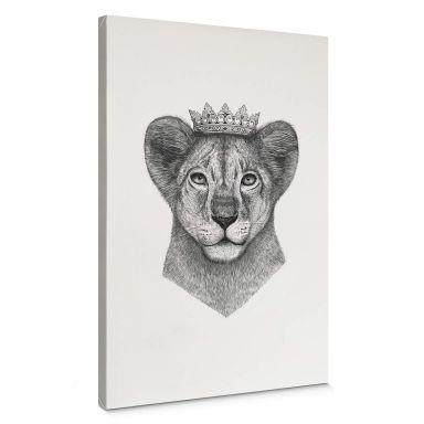 Canvas Korenkova - The Lion Prince