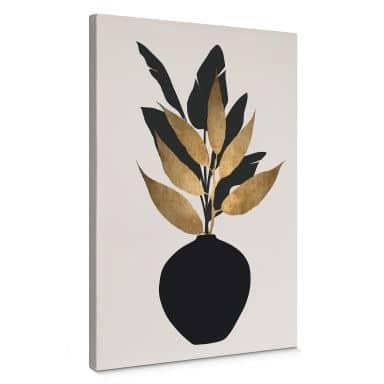 Leinwandbild Kubistika - Bouquet No. 5