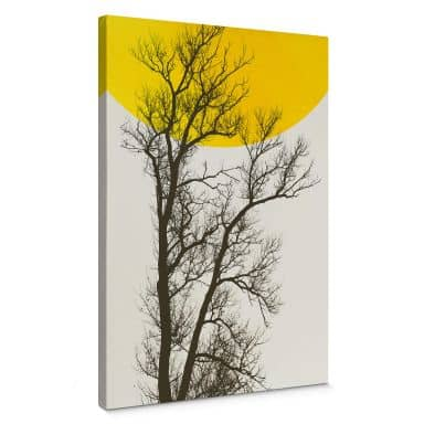 Canvas Print Kubistika - Autumn Memories