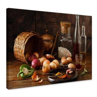 Leinwandbild Laercio - Ungarische Küche
