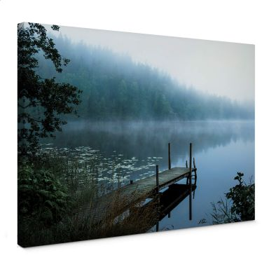 Leinwandbild Lindsten – Moody Morning