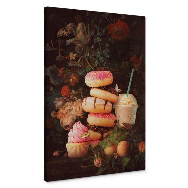 Leinwandbild Loose - Sweet Bouquet