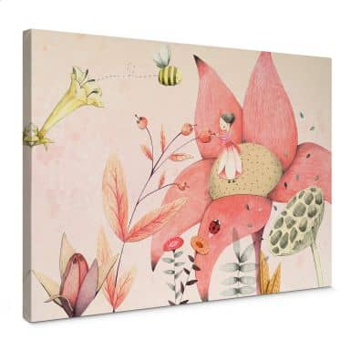 Loske - Thumbelina 01 Canvas print