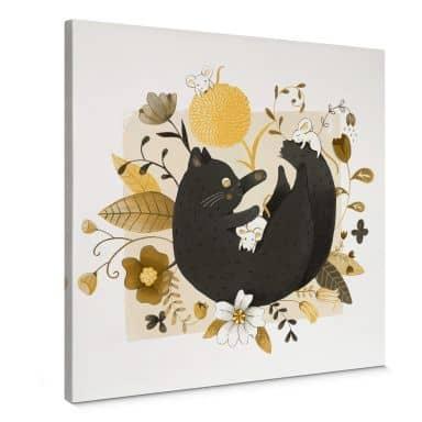 Canvas Print Loske – Happy Together