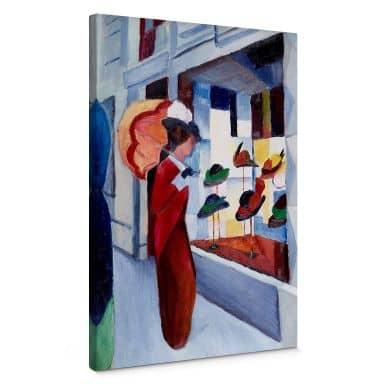 Canvas Print Macke – Summer Day