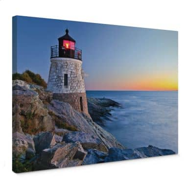 Seaview Canvas print