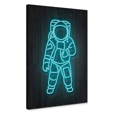 Canvas Mielu - Astronaut