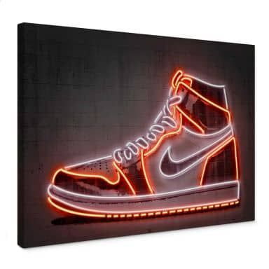 Leinwandbild Mielu - Sneaker