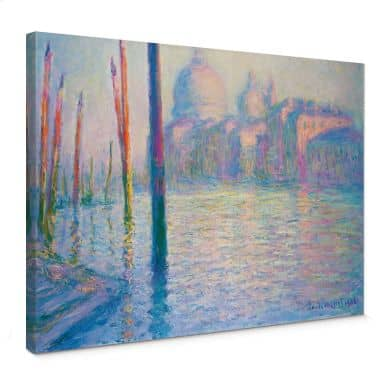 Claude Monet - Venice Canvas print