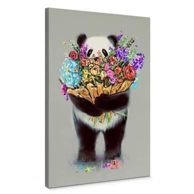Leinwandbild Nicebleed - Flowers for you