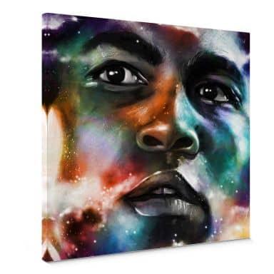 Leinwandbild Nicebleed - Muhammad Ali
