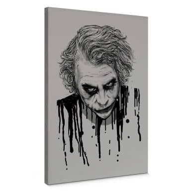Leinwandbild Nicebleed - The Joker