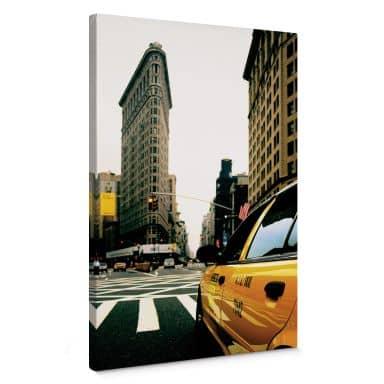 Leinwandbild NY Flatiron