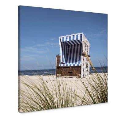 Canvas Strandkorf