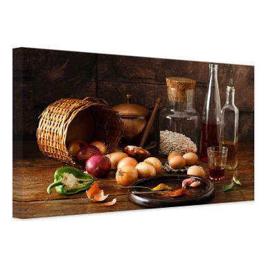 Leinwandbilder mit Küchenmotiven | wall-art.de