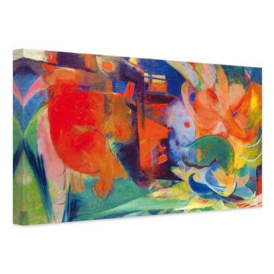 Wandbild für Schlafzimmer | Glasbild & Leinwand | Wandbilder Shop ...