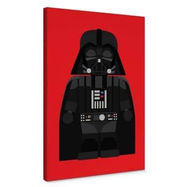 Leinwandbild Gomes - Darth Vader Spielzeug