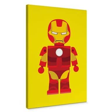 Leinwandbild Gomes - Iron Man Spielzeug