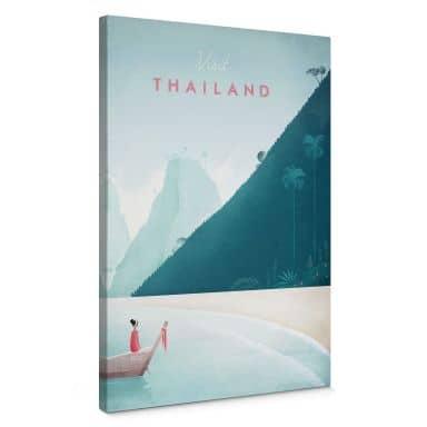 Leinwandbild Rivers - Thailand