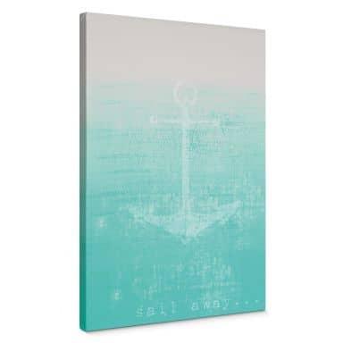 Stampa su tela - Sail away