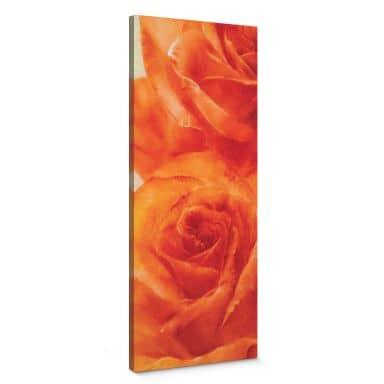 Canvas Print Schmucker - Roses