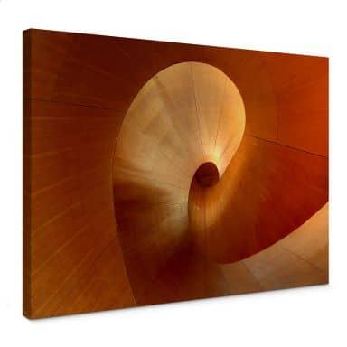 Leinwandbild Shainidze - The Curve