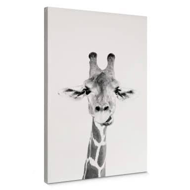 Canvas Sisi & Seb - Happy Giraffe