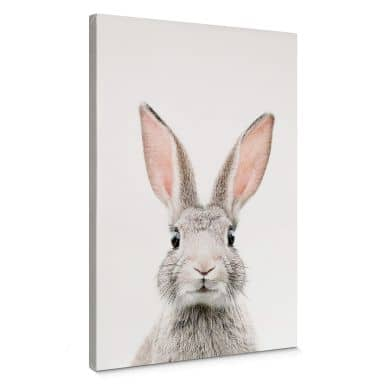 Canvas Print Sisi & Seb - Bunny