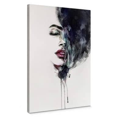 Canvas Print – Sleeping Beauty