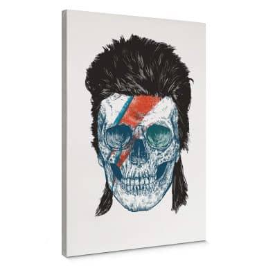 Leinwandbild Solti - Bowies Schädel
