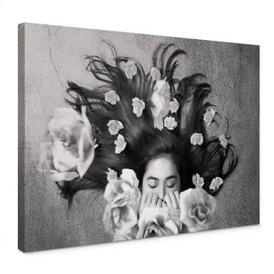 Leinwandbild Sulistyono - Sleep