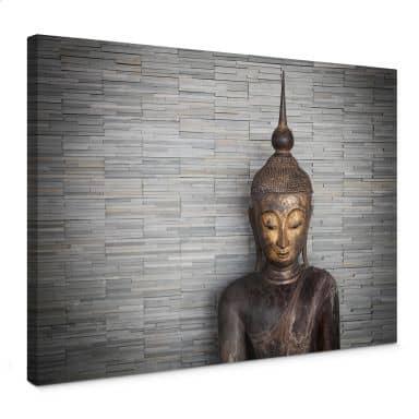 Thailand Buddha Canvas print