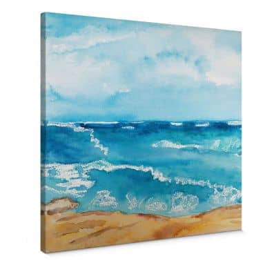 Toetzke - Sound of the Ocean Canvas print