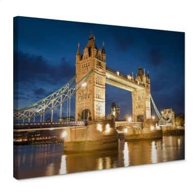 Tableau sur toile - Tower Bridge à Londres