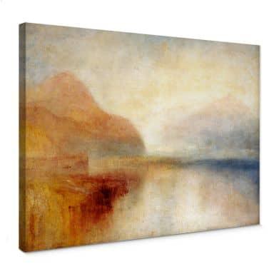 Leinwandbild Turner - Monte Rosa