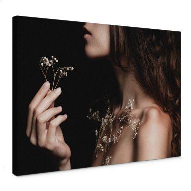 Leinwandbild Vasilenko - Blüten