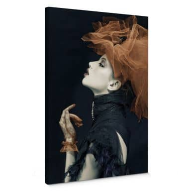 Canvas Print Yogasara - Imperious Lady
