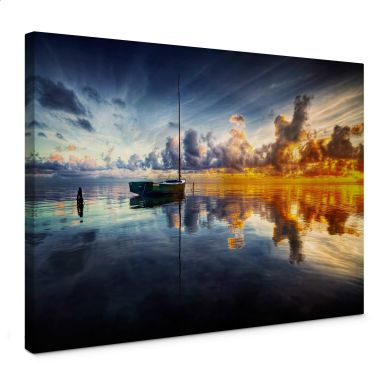 Yugawa - Time for Reflection Canvas print