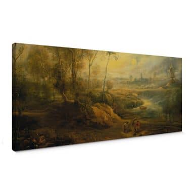 Peter Paul Rubens Scarecrow Canvas print