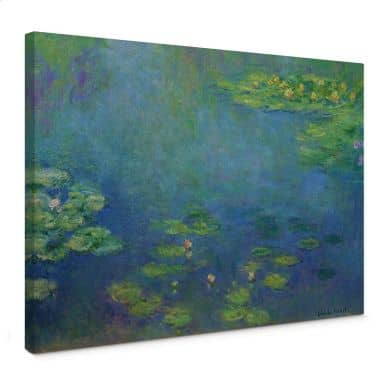 Claude Monet Lily Pond Canvas print