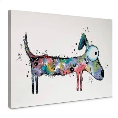 Canvas Hagenmeyer – Happy Dog