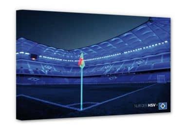 Leinwandbild HSV Volksparkstadion 7