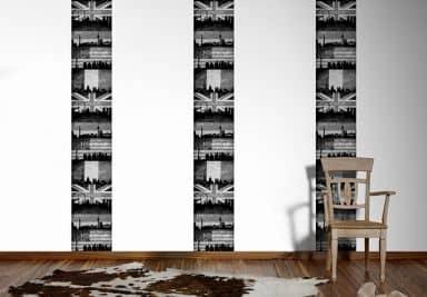 Livingwalls Decopaneel Pop Up Paneel Beige, Grijs, Zwart