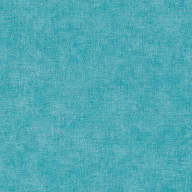 Livingwalls Vliestapete Paradise Garden Unitapete einfarbig blau, grün