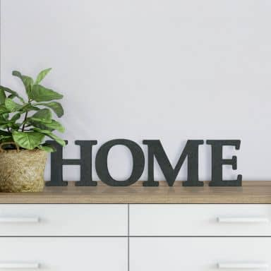 MDF Letters - Home 2