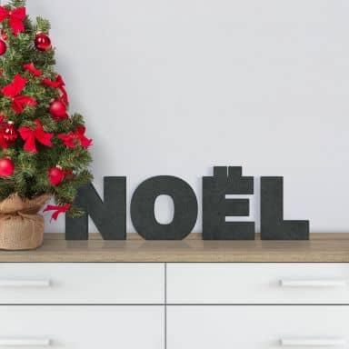 MDF bogstaver - Noël